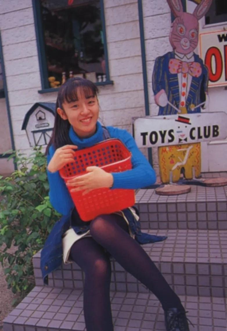 清纯玉女17岁情书中的酒井美纪写真作品 (146)