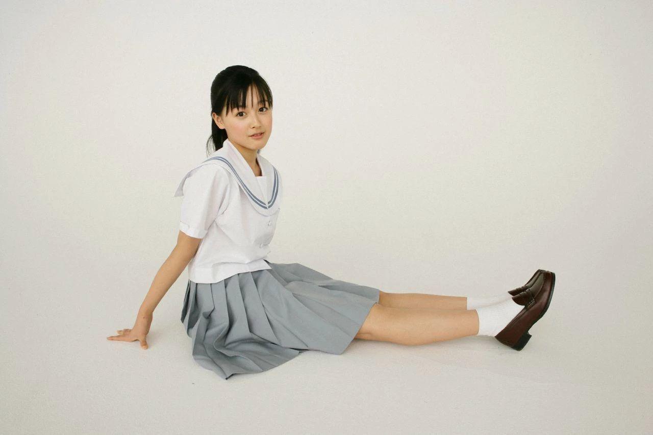 日本早安少女组中唯一奇迹女子久住小春写真作品 (55)