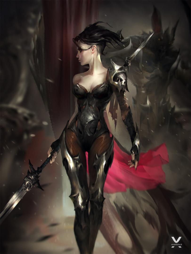 art-девушка-art-Fantasy-Roman-Kuzmin-Igorevich-5688970