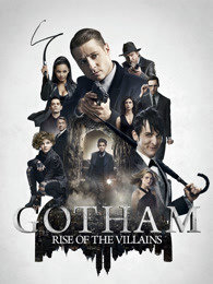 哥谭 第二季的海报