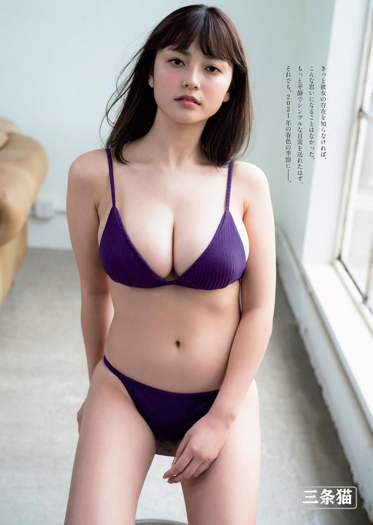 18岁美少女@樱井音乃性感比基尼写真 宅男先生 热图3