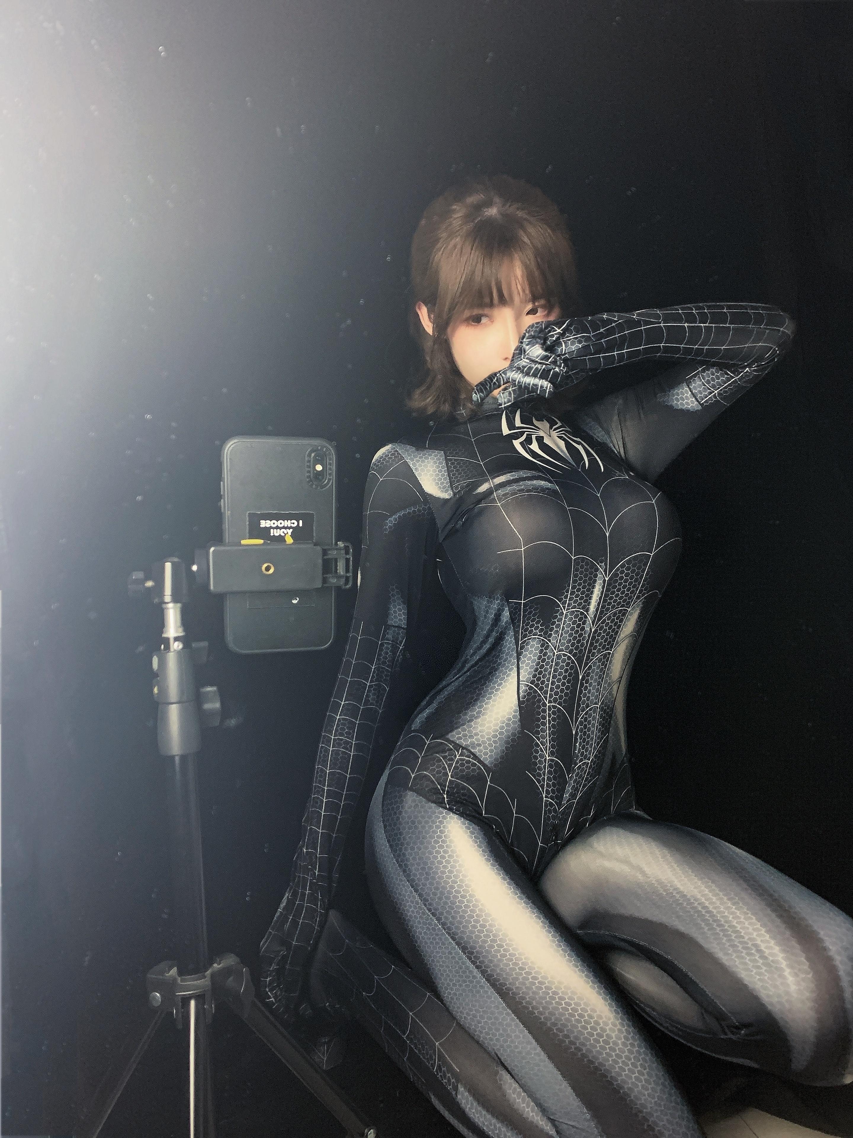 一小央泽 黑蜘蛛COS作品在线看-觅爱图