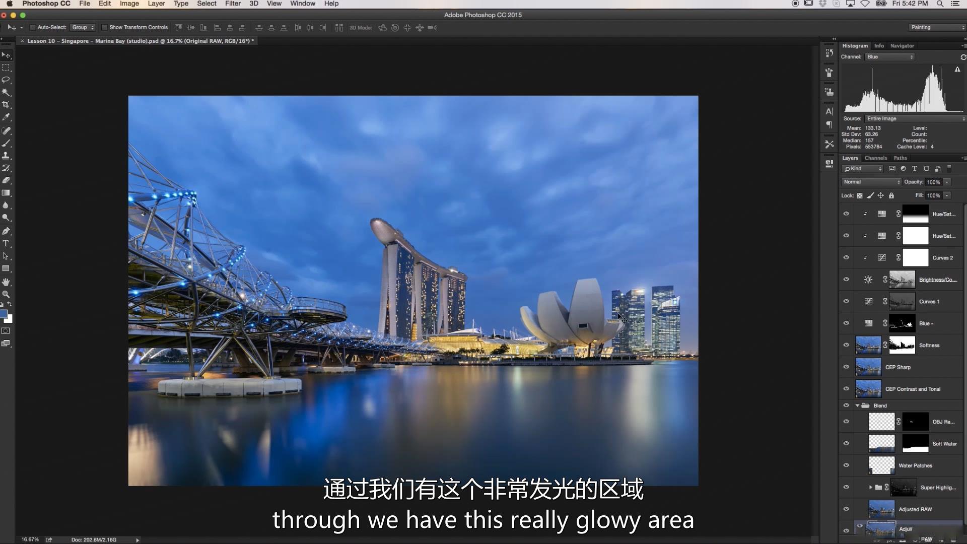 摄影教程_Fstoppers-Elia Locardi世界城市景观星轨风光摄影及后期-中英字幕 摄影教程 _预览图32
