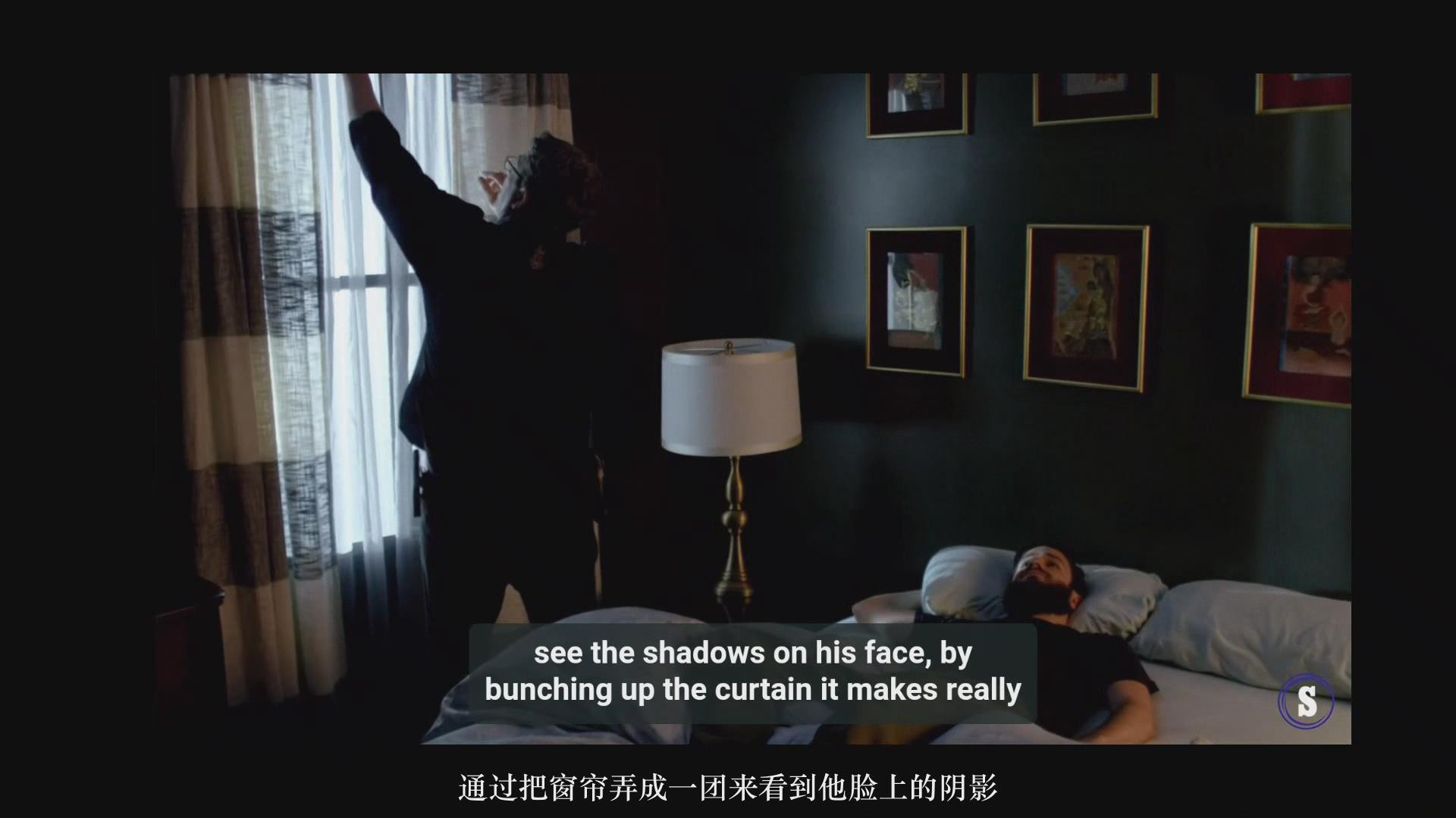 摄影教程_Hurlbut Academy–如何为电影在夜景室内场景布光营造自然外观-中文字幕 摄影教程 _预览图8