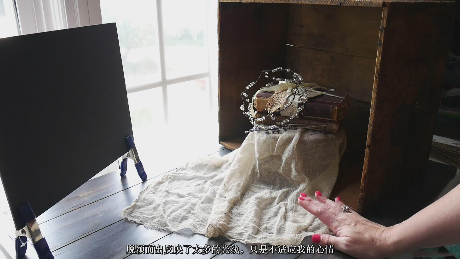 摄影教程_Lenslab –静物花卉产品摄影掌握色彩突破艺术界限研讨会-中文字幕 摄影教程 _预览图9