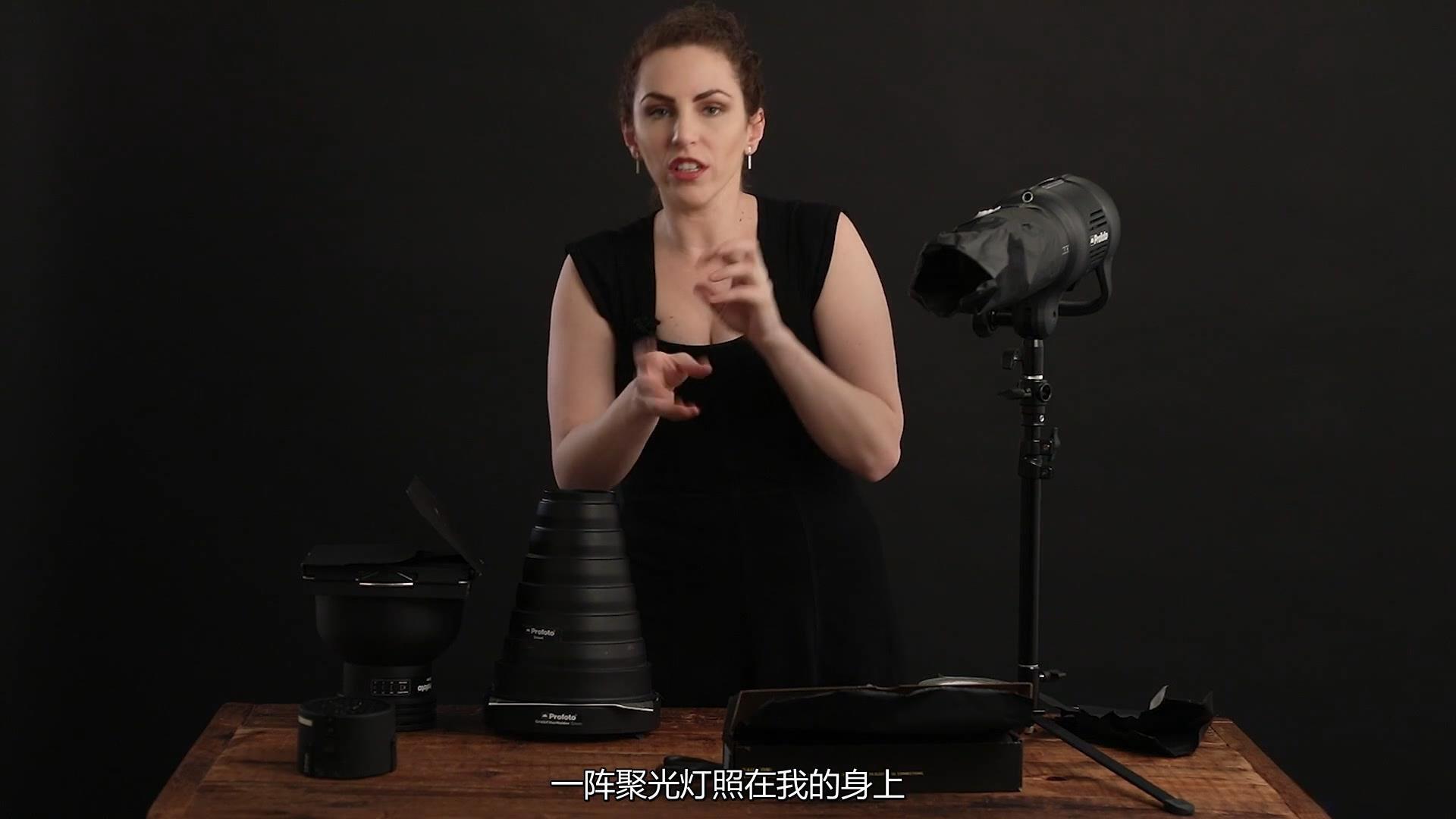 摄影教程_Lindsay Adler为期10周的工作室棚拍布光大师班教程-中文字幕 摄影教程 _预览图30