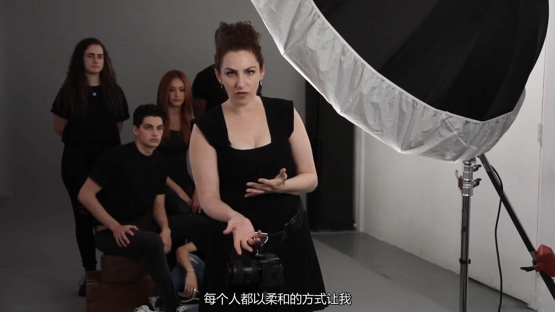 摄影教程_Lindsay Adler为期10周的工作室棚拍布光大师班教程-中文字幕 摄影教程 _预览图35