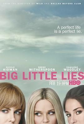大小谎言第一季