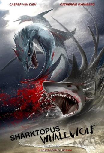 八爪狂鲨战鲸狼