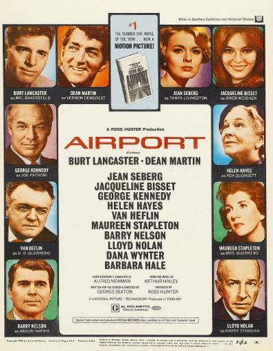 国际机场1970