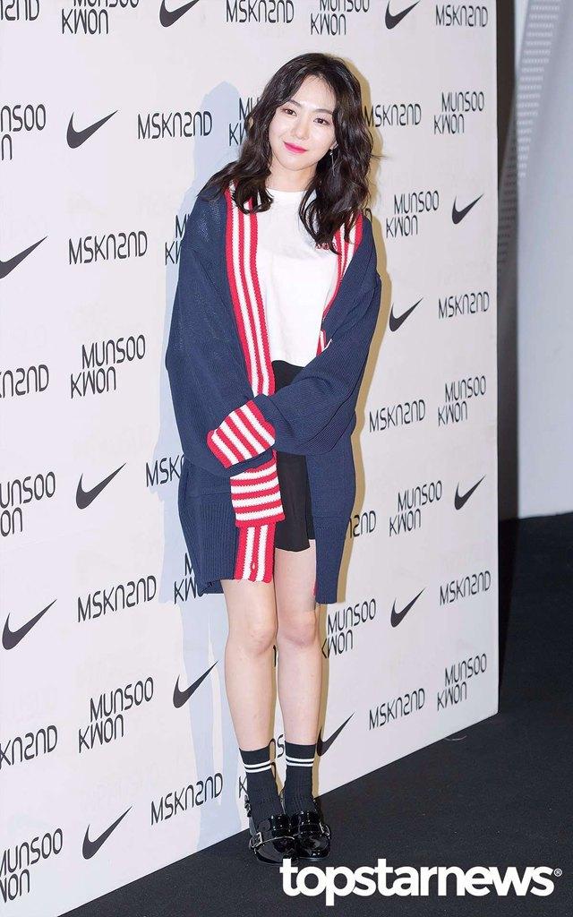 韩国女团都是大长腿?其实这些女团成员身高都没超过160插图3