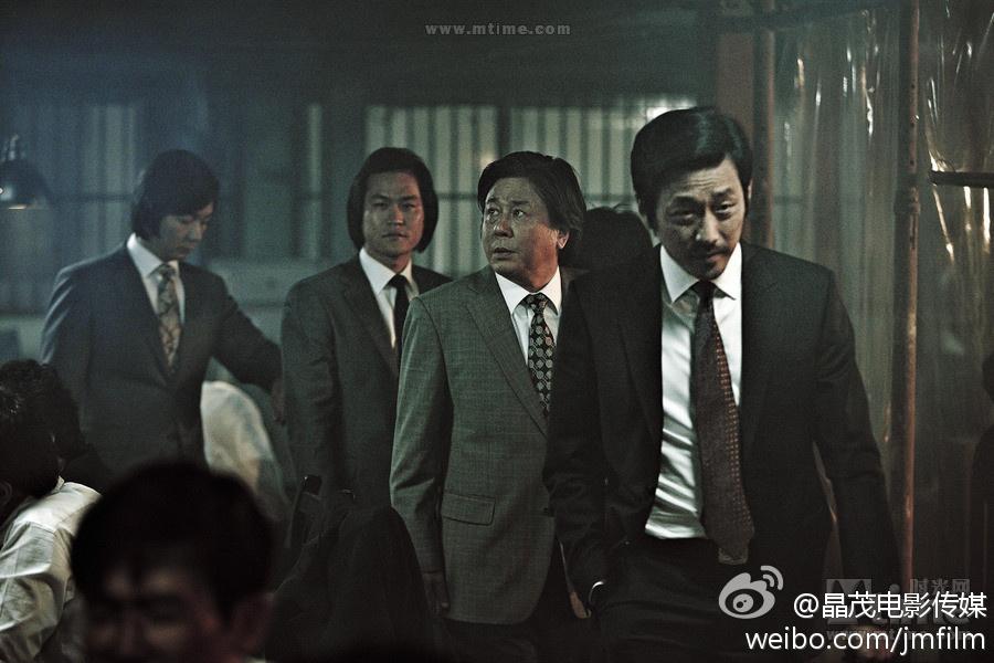 《与犯罪的战争:坏家伙的全盛时代》的剧照12