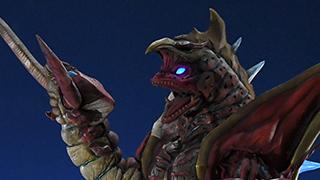 超合体怪兽 五帝王