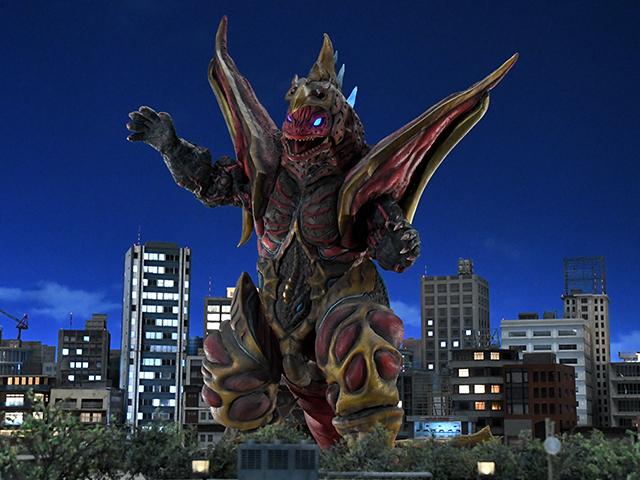 合体怪兽 三帝王