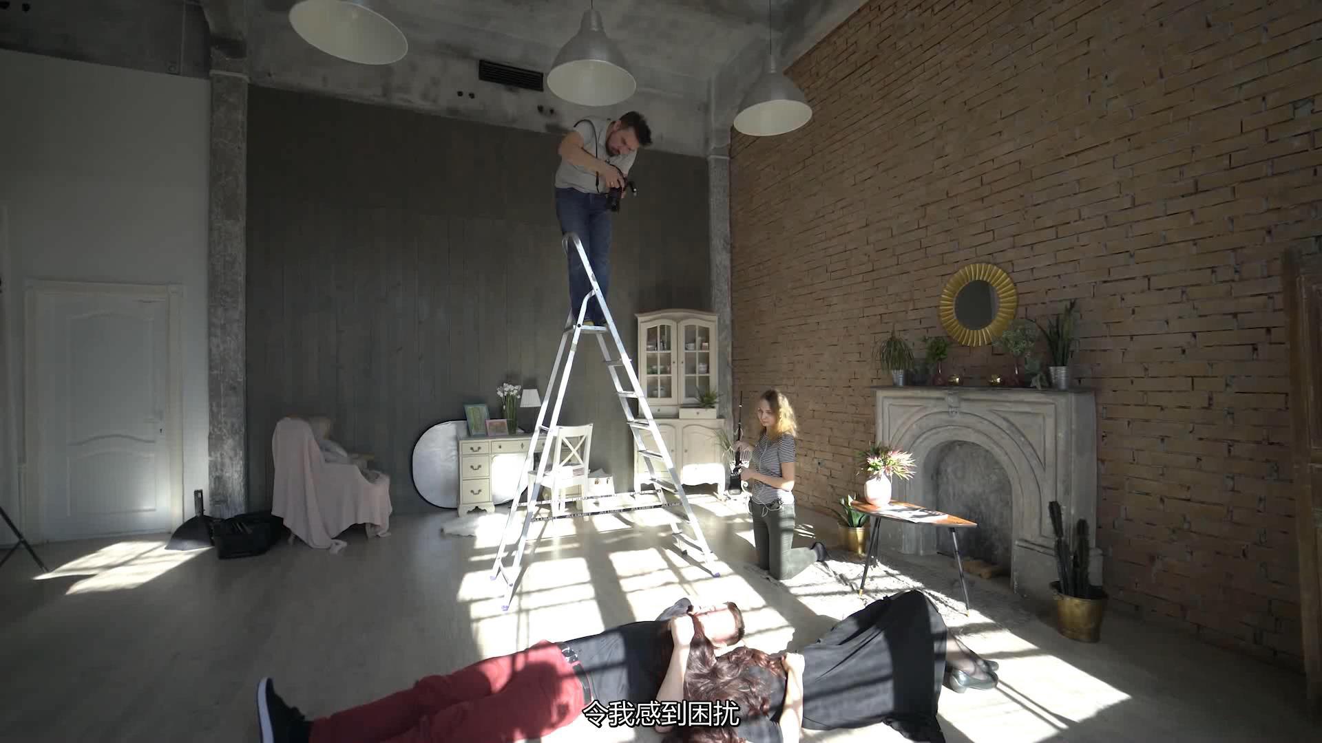 摄影教程_Alexey Gaidin实践30多种人造光闪光灯摄影布光教程-中文字幕 摄影教程 _预览图7