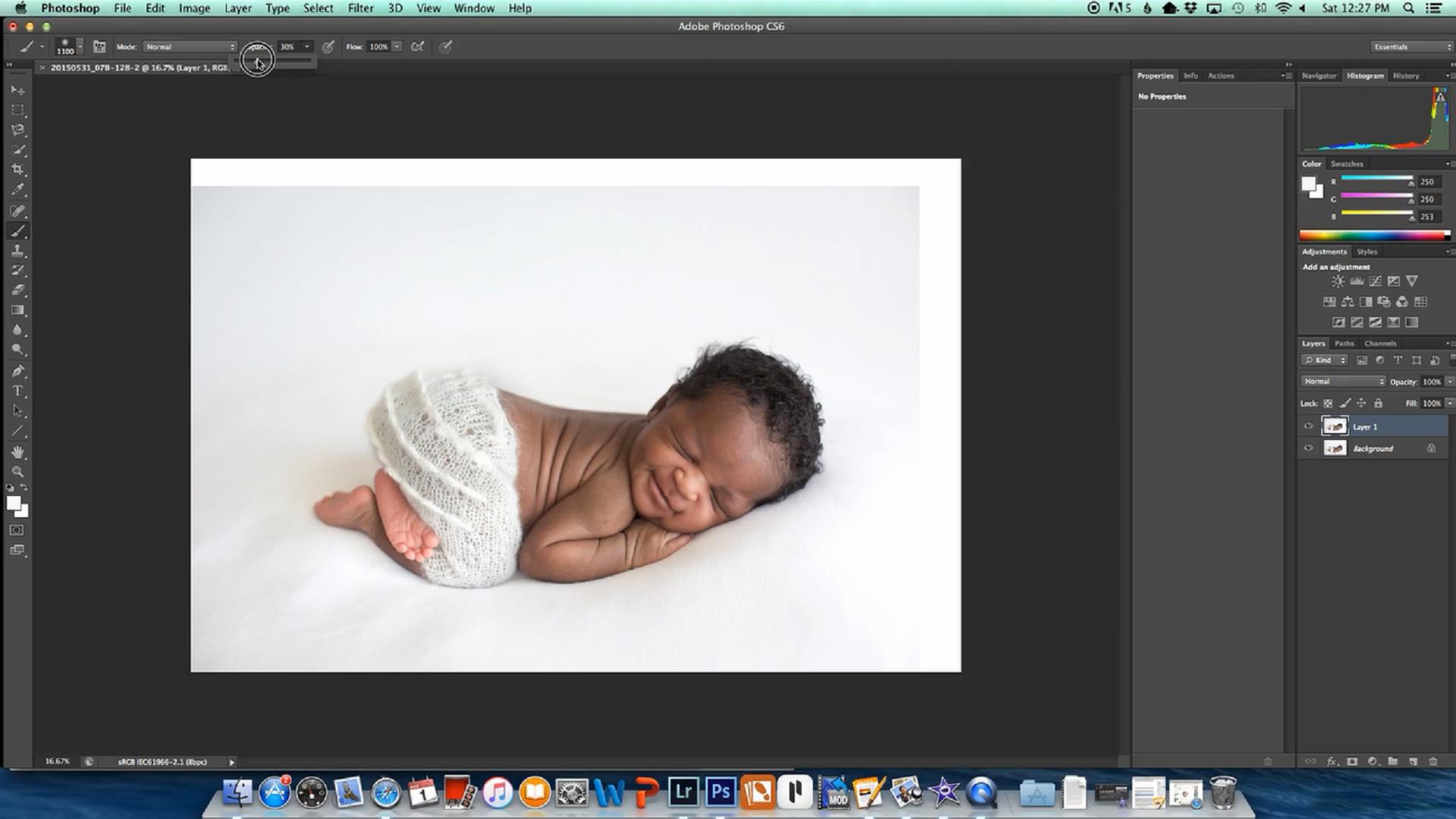 摄影教程_Bethney Backhaus 掌握新生儿摄影的极简主义风格教程 摄影教程 _预览图10