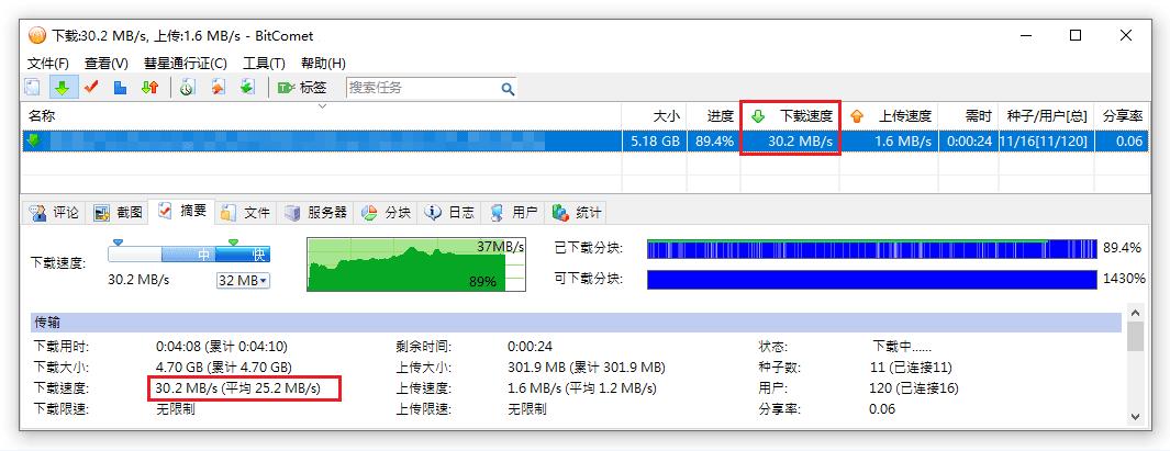 公共 BitTorrent Tracker