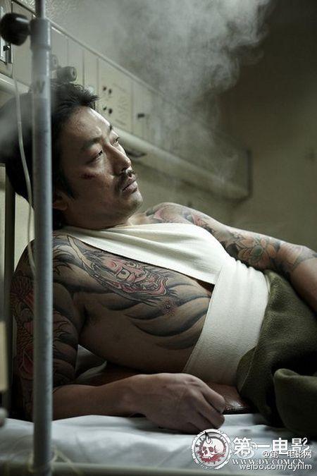 《与犯罪的战争:坏家伙的全盛时代》的剧照11