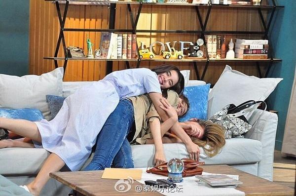 《爱情配方》的剧照3