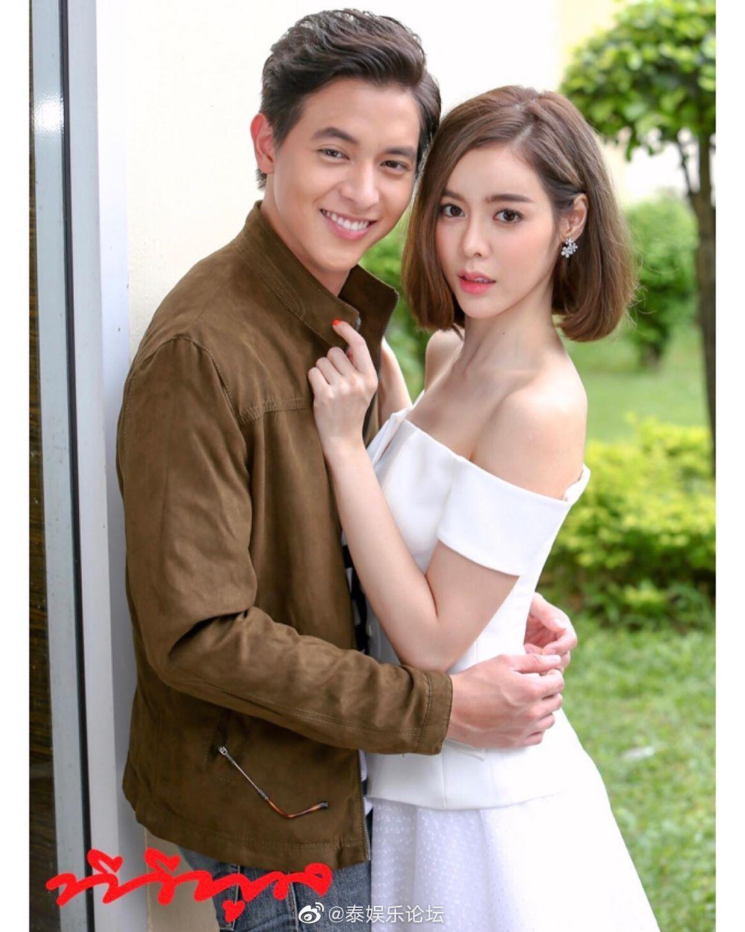 《玫瑰奇缘恋与大明星泰语版》的剧照14