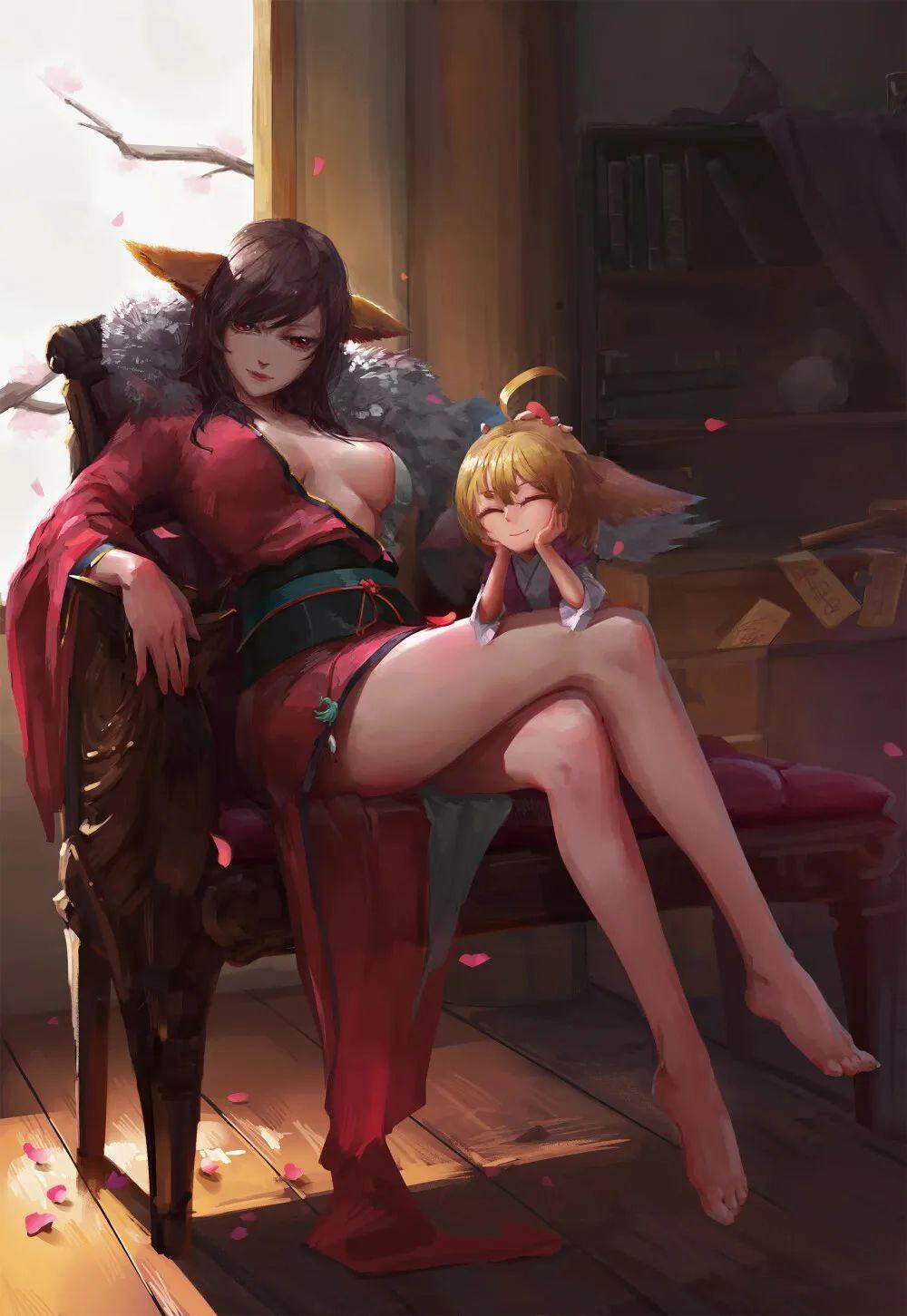 狐妖小红娘涂山雅雅美图