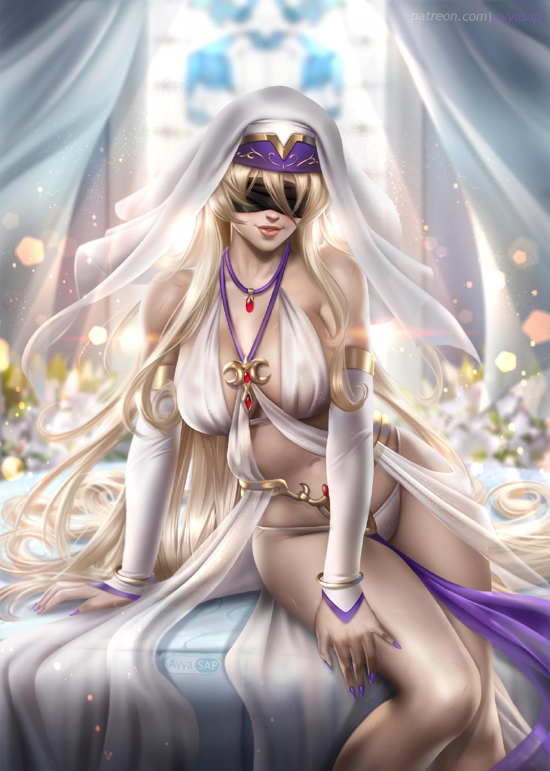 Sword Maiden Ayyasap Goblin Slayer