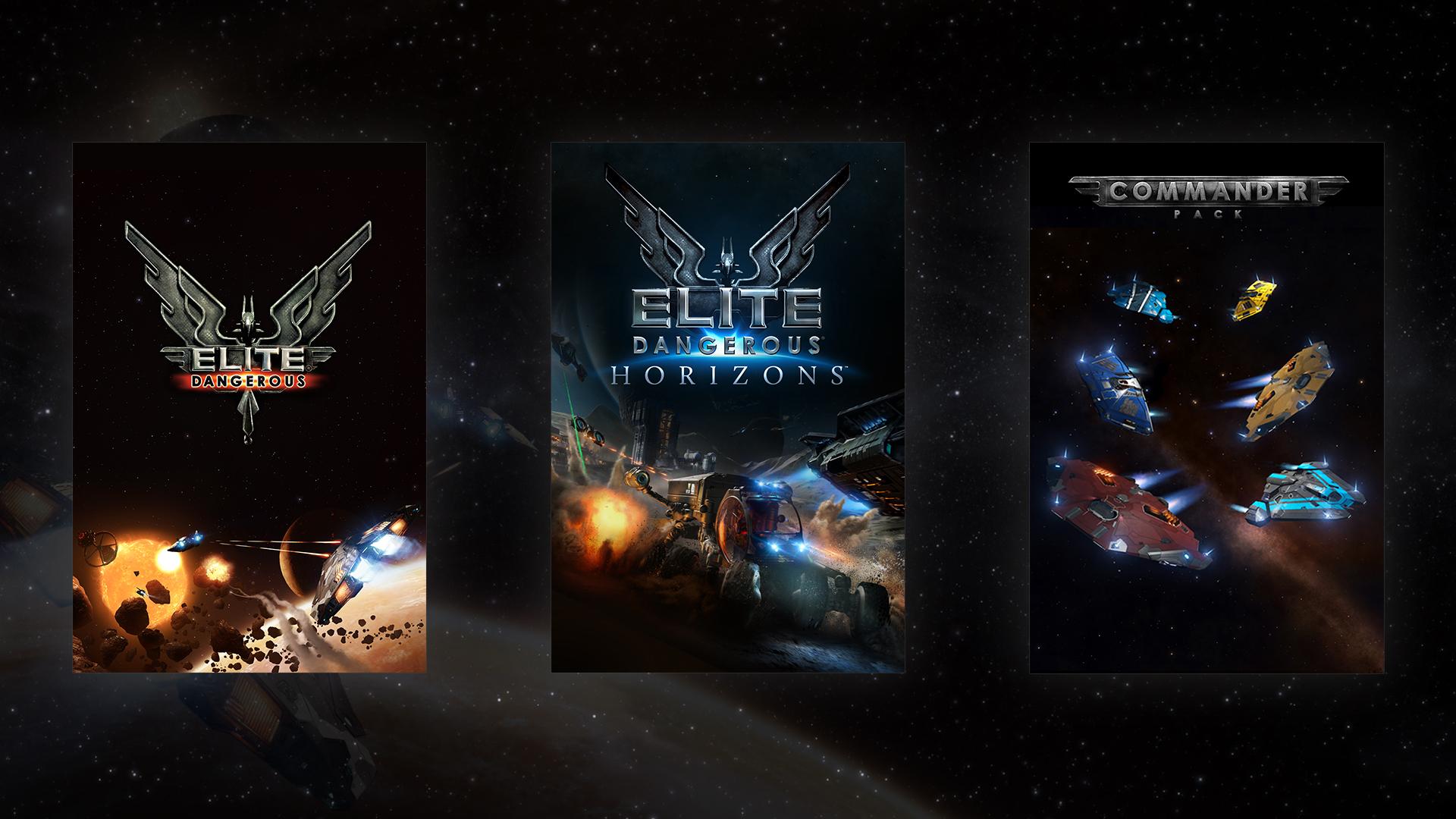 喜加一 | EpicGames:Elite Dangerous「精英危机四伏」免费领取
