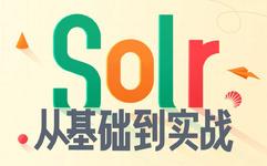 Solr 从基础到项目实战课程