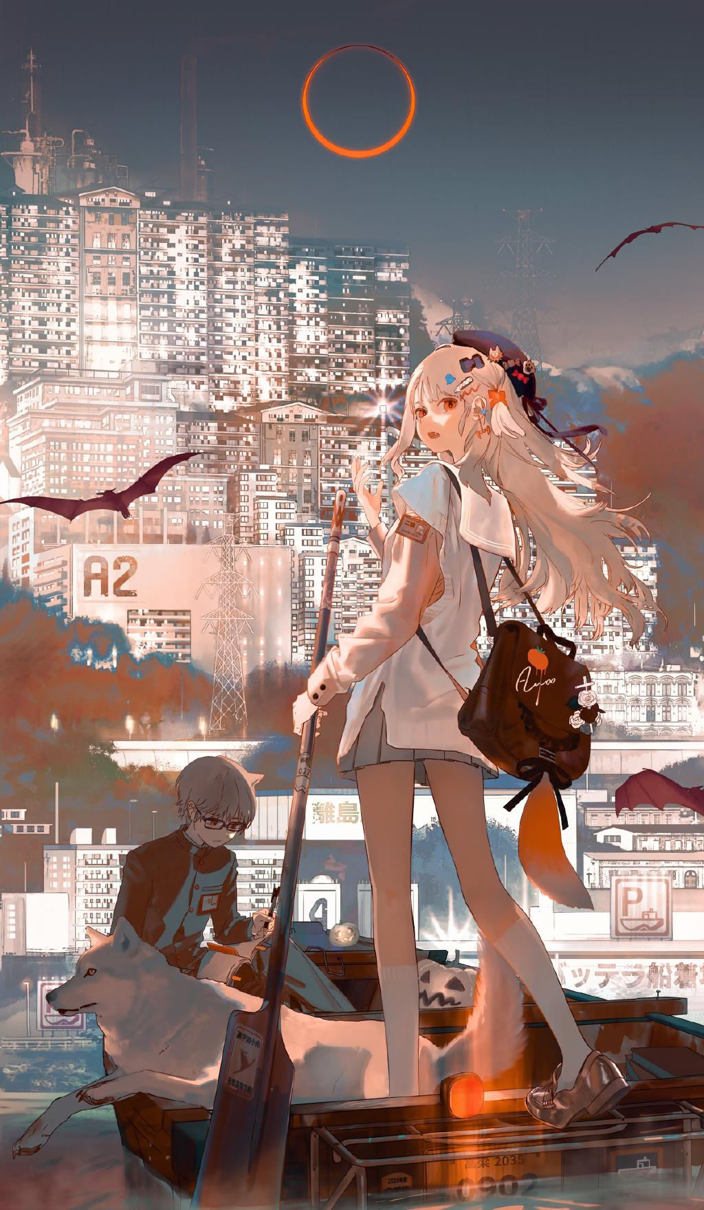 【P站画师】又一位大佬,日本画师くっか的插画作品- ACG17.COM