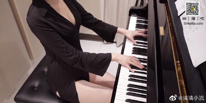 B站up panpiano真空钢琴(误),真空弹钢琴? 福利吧 第1张