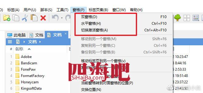XYplorer:一款不错的windows多标签页文件管理器 技术控 第2张