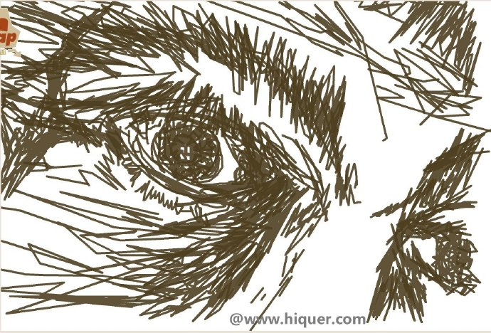 Sketch Swap 一画换一画,你和陌生人的素描画