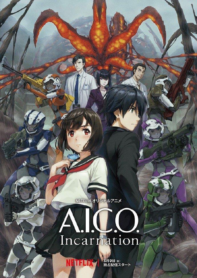A.I.C.O.:化身