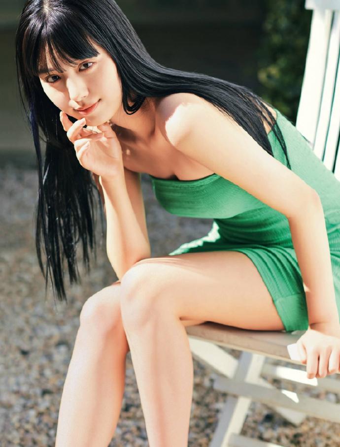 人气时尚模特「鹤嶋乃爱」冷艳气息充满神秘感,2013年一出道人气就一路飙涨至今-新图包