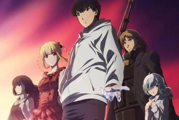 TV动画《达尔文游戏》PV公开!1月3日开播