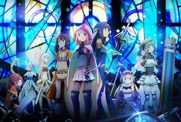 动画《魔法纪录魔法少女小圆外传》第二季制作中