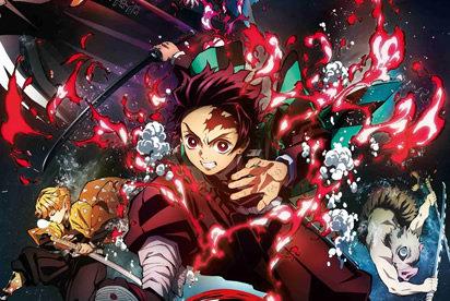 剧场版《鬼灭之刃》10月16日上映!预告片公开