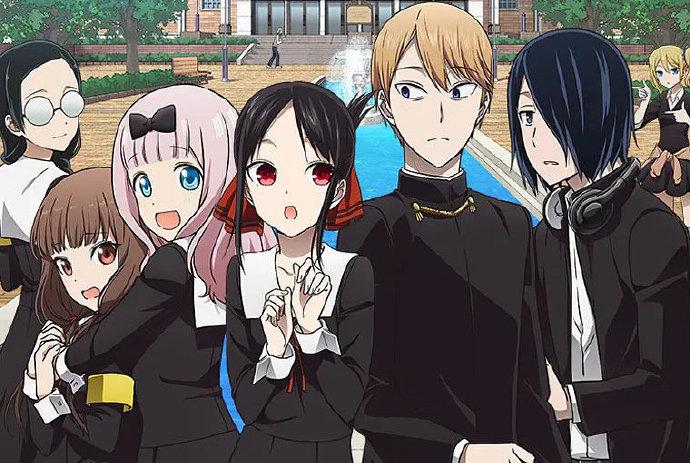 动画《辉夜大小姐想让我告白》第三季与OVA制作决定!