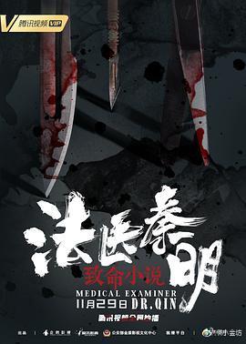 法医秦明之致命小说(HD高清)