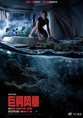 巨鳄风暴(科幻片)