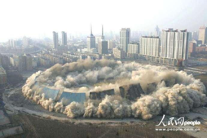 世界上最失败的建筑爆破合辑