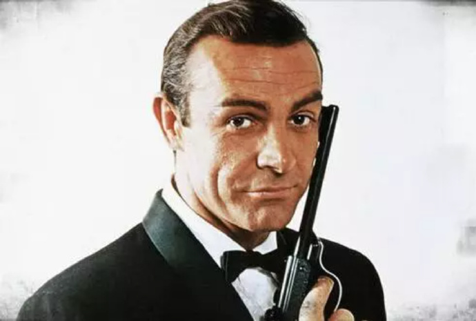 被遗忘的第一代007肖恩康纳利