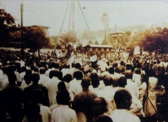 孤魂野鬼七月半:中元节的民间信仰与民俗节庆