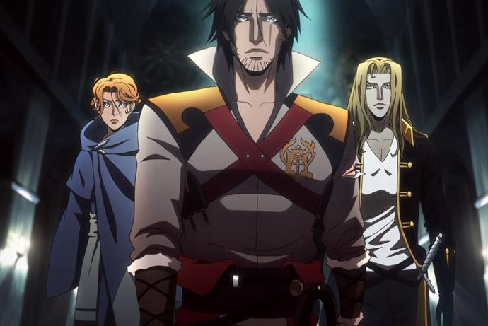 《恶魔城传说》作者透露第2季动画今夏回归
