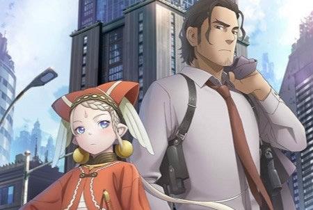 奇幻警匪动画《全缉毒狂潮》7月8日开播 片尾曲吉冈茉祐演唱