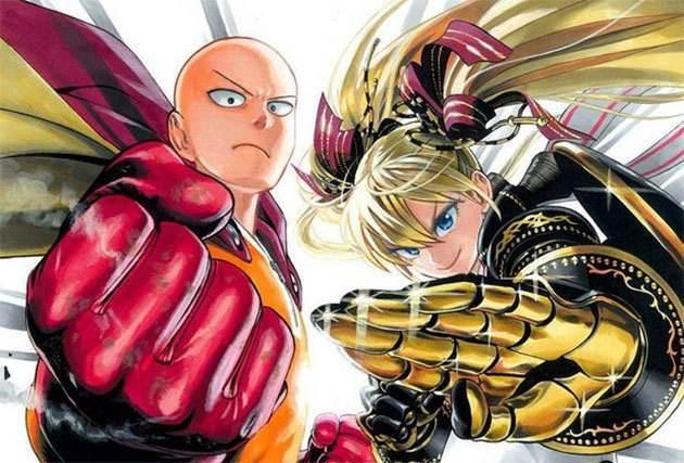 少年漫画电子书最新排名公开 《一拳超人》人气急升