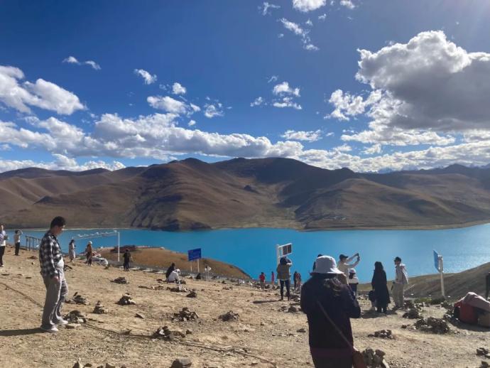 """这个国庆,为何""""整个朋友圈都在西藏""""?"""