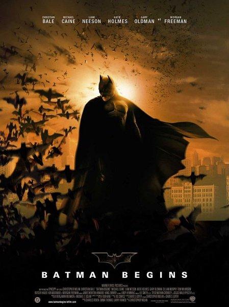 蝙蝠俠前傳