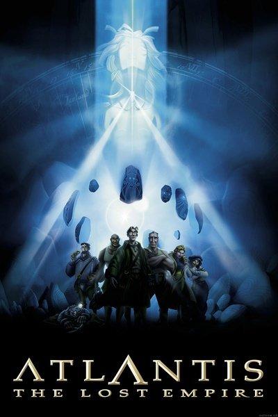 亞特蘭蒂斯:失落的帝國(科幻片)