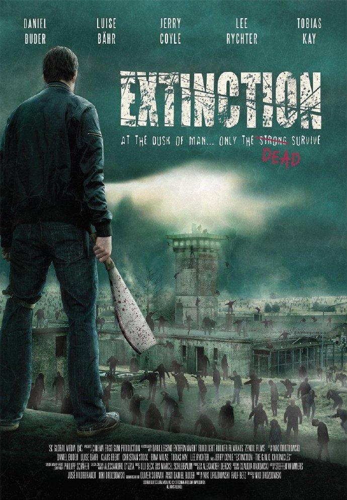 灭绝:丧尸屠城